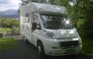 Campervan Hire Cumbria