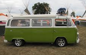 Campervan Hire Glastonbury