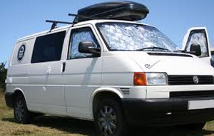 Campervan Hire in Cornwall
