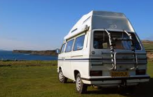Campervan Hire in Hampshire