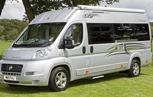 Campervan Hire in Manchester