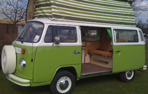 Campervan Hire Leicester