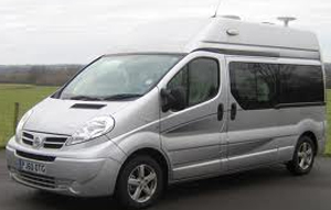 Campervan Hire North West