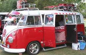 Campervan Hire Oxfordshire