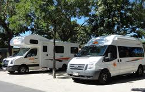 Campervan Hire OZ