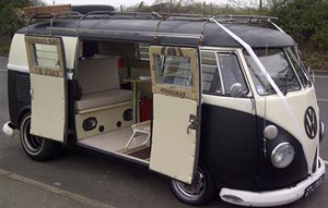 Campervan Hire South West England