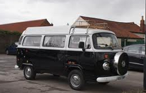 VW Campervan Hire Midlands