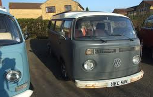 VW Campervan Hire South West
